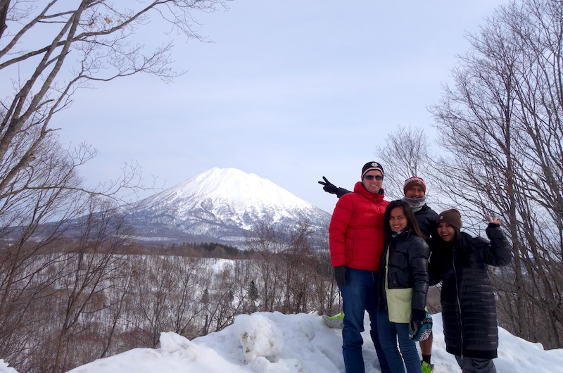 Niseko Mount Yotei Team