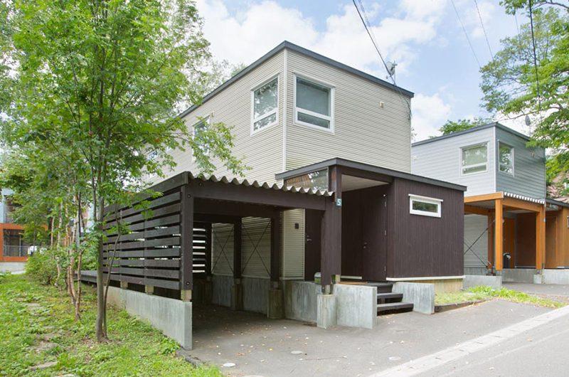 Ajisai Exterior | Hirafu, Niseko | Ministry of Chalets