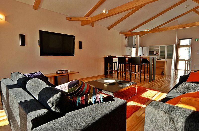 Casi 67 West Living Room | Hirafu, Niseko | Ministry of Chalets