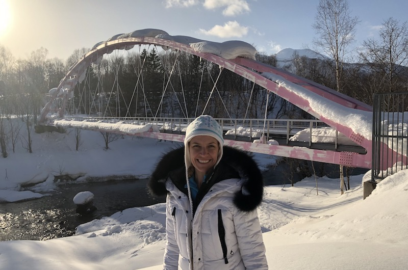Niseko Hirafu Bridge