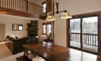 Ishi Couloir B Living and Dining Area | Hirafu, Niseko | Ministry of Chalets