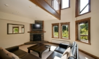 Ishi Couloir B Living Room | Hirafu, Niseko | Ministry of Chalets