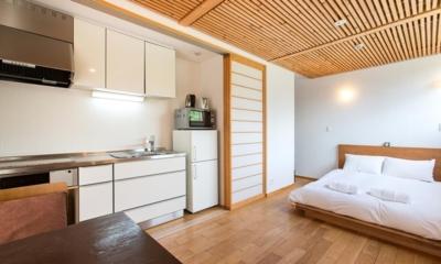 Sekka Ni Sekka Ni 1 Bedroom Area | Hirafu, Niseko | Ministry of Chalets
