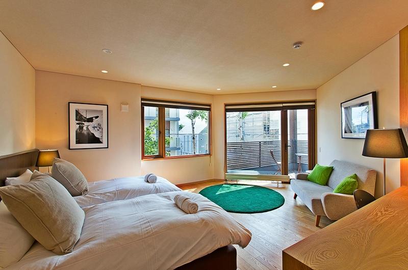 Seshu Twin Bedroom | Hirafu, Niseko | Ministry of Chalets