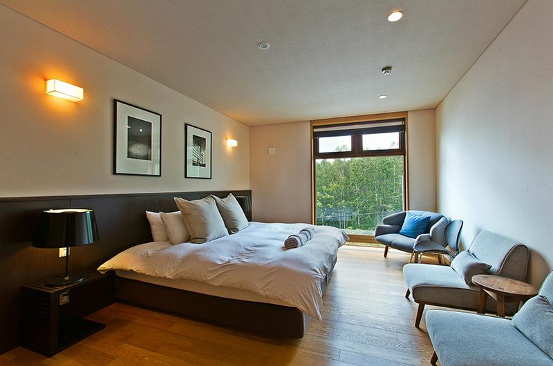 Seshu Bedroom with Seating | Hirafu, Niseko | Ministry of Chalets